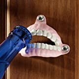 Collectible Falsies Teeth Iron Bottle Beverage Beer Opener