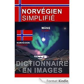 Norv�gien Simplifi� - dictionnaire en images