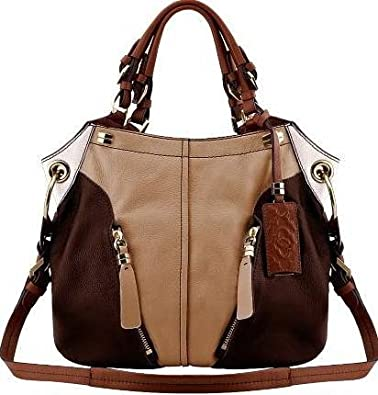 Oryany Sydney Leather Large Shoulder Bag 115