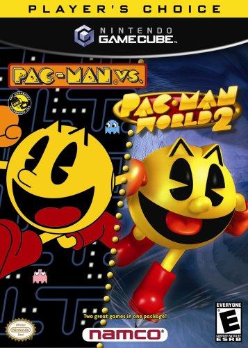 Pac Man Bundle (Pac-Man, Pac-Man World 2) - GameCube