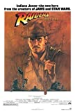 Raiders Of The Lost Ark Movie Poster 24in x36in by Unknown