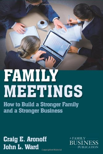 Family Meetings: How to Build a Stronger Family