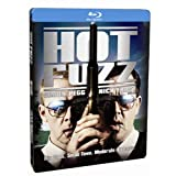 Hot Fuzz (Limited Edition SteelBook) [Blu-ray]