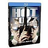 Hot Fuzz (Limited Edition SteelBook) [Blu-ray]