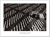SMART ART - 'Asleep on Coney Island, New York, 1985 ' by Ferdinando Scianna - Fine Art Print 32x24 inches