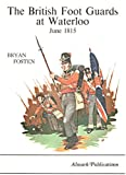 The British Foot Guards at Waterloo, June 1815 (0855241578) by Fosten, Bryan