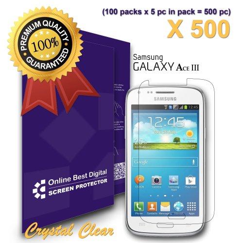 OnlineBestDigital - Samsung Galaxy Ace 3 Screen Protector Black Friday & Cyber Monday 2014