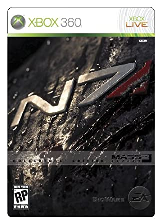 Mass Effect 2 Collector's Edition