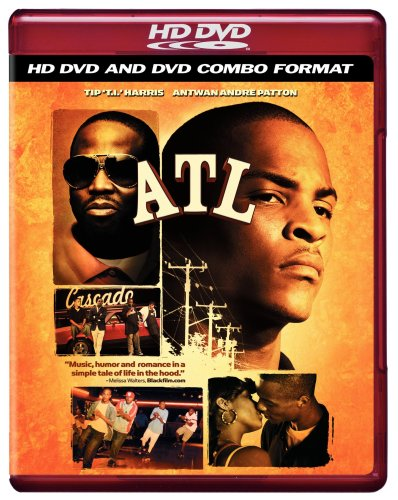 Cover art for  ATL (Combo HD DVD and Standard DVD)