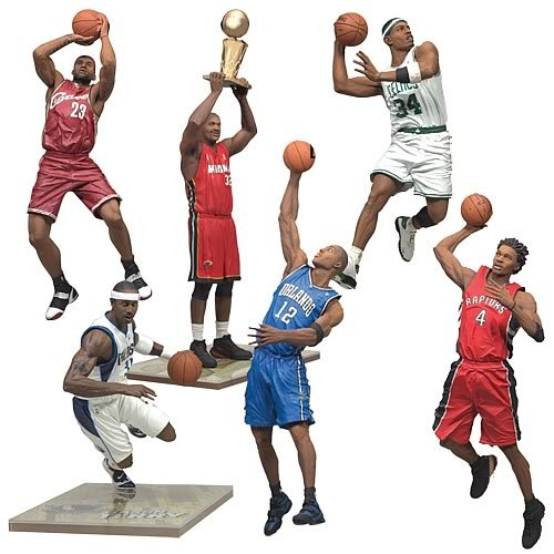 Buy NBA Series 13 Action Figure Case