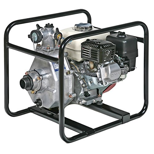 Engine Driven Tsurumi Pump