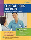 img - for Clinical Drug Therapy - Rationales for Nursing Practice (8th, Eighth Edition) - By Abrams, Pennington, & Lammon book / textbook / text book