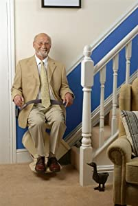 Brooks Straight Stairlift - Installed by Qualified Engineers in Manchester