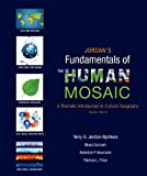 img - for Jordan's Fundamentals of the Human Mosaic: A Thematic Introduction to Cultural Geography book / textbook / text book