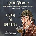 A Case of Identity   Arthur Conan Doyle