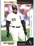 2003 Donruss Team Heroes #124 Frank Thomas - Chicago White Sox (Baseball Cards)