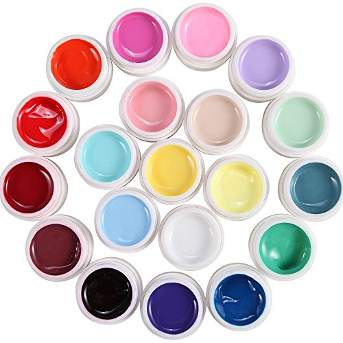 lot-de-20-couleur-gel-uv-gamme-milkshake-pr-ongles-faux-tip-manucure