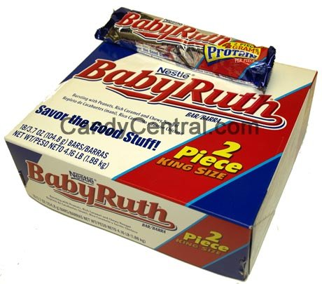 Baby Ruth King Size (Baby Ruth Chocolate compare prices)