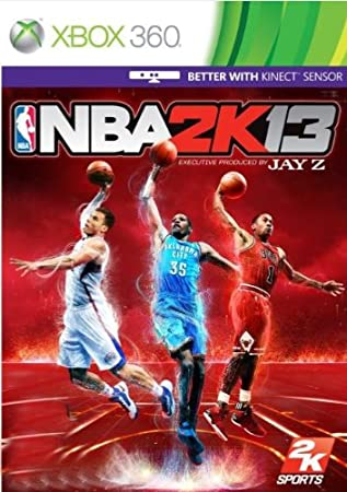 NBA 2K13 XBOX 360 2k 13 2013 Basketball Game English, French, German, Italian, Japanese, Spanish, Traditional Chinese Language [Region Free Asia Pacific Edition]