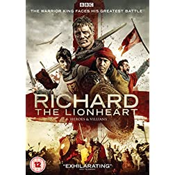 Richard The Lionheart - Historical drama starring Steven Waddington.