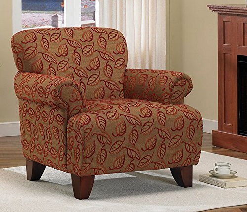 Metro Shop Sausalito Nutty Cranberry Chair--
