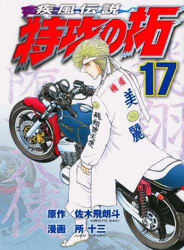 疾風伝説特攻の拓 17 (ヤングマガジンコミックス)