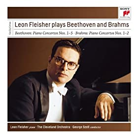 Leon Fleisher plays Beethoven and Brahms Concerto