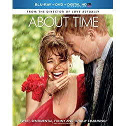 About Time (Blu-ray + DVD + Digital HD UltraViolet)