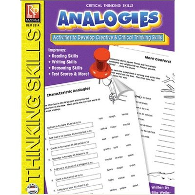 Basic Thinking Skills Analogies-B