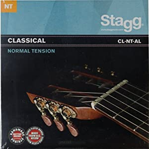 Stagg Angel Lopez Classical Guitar Nylon Strings (CL-NT-AL)