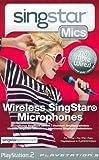 echange, troc Sony Playstation - microphones sans fil pour Singstar - Pack de 2