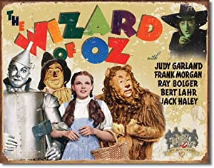 Wizard of Oz - 70th Anniversary 12.5x16 Poster Classic old fashioned vintage antique