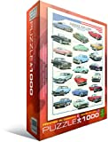 American Cars of The Fifties 1000-Piece Puzzle thumbnail