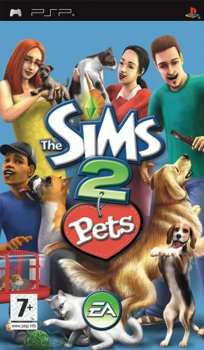The Sims 2 Pets - Sony PSP by Electronic Arts (Sims 2 Psp compare prices)