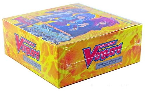 Cardfight Vanguard TCG ENGLISH BT05 Awakening of Twin Blades Booster Box - 30 packs / 5 cards PRESELL FEB 22- Sealed (Devil Child Vanguard compare prices)
