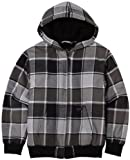 Fox  Boys 8-20 Davies Hooded Flannel