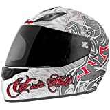 SPEED AND STRENGTH WomenS SS1000 CAT OUT a HELL Helmet