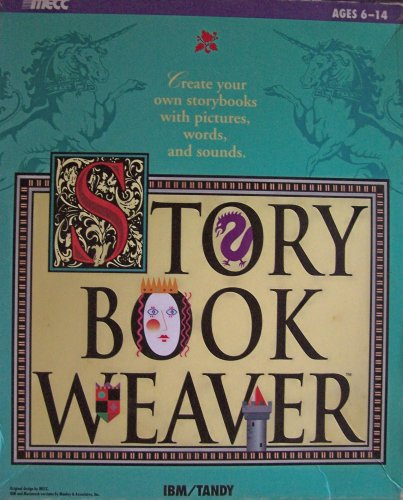 Story Book Weaver - 1