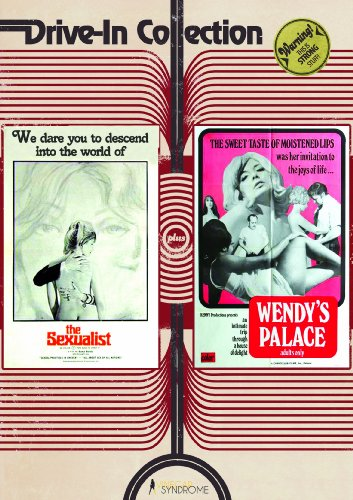 Drive-In Collection The Sexualist + Wendy's Palace [DVD] [Region 1] [US Import] [NTSC]