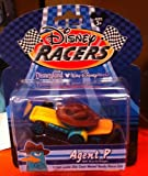 Disney Park Perry the Platypus Agent P Model Car NEW
