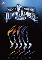 Mighty Morphin Power Rangers Classixx - Season 1