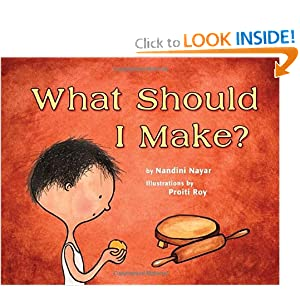 http://www.amazon.com/What-Should-Make-Nandini-Nayar/dp/1582462941