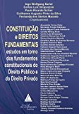 img - for Constitui  o e Direitos Fundamentais (Portuguese Edition) book / textbook / text book