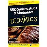 BBQ Sauces, Rubs and Marinades For Dummies 1st (first) Edition by Cumbay, Traci [2008] by Traci Cumbay