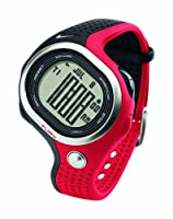 Nike Men's Triax Fury 100 Super Watch - BLACK/SPORT RED One Size from Nike