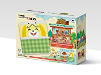 Nintendo Animal Crossing: Happy Home Designer + 3DS Bundle by Nintendo of America