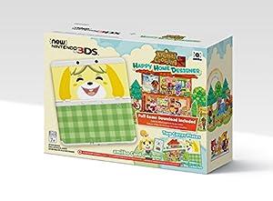 Nintendo Animal Crossing: Happy Home Designer + 3DS Bundle by Nintendo of America