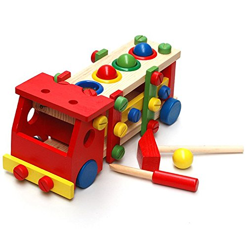 Children's DIY Toys Dismounting Truck