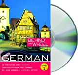 img - for Behind the Wheel - German 1 book / textbook / text book