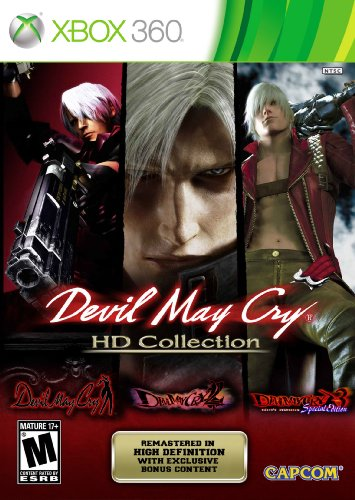 Devil May Cry Collection - Xbox 360 (Xbox One Care Package compare prices)